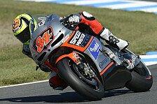 MotoGP - Situation ist positiv: Rolfo am ersten Tag gl�cklich
