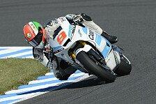 MotoGP - Gutes Rennen bis zur letzten Runde: Petrucci ging der Sprit aus