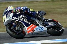 MotoGP - Aspar-Garage in Australien nur halb gl�cklich: Espargaro konnte De Puniet wieder schlagen