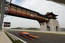 Formel 1 - Warum der Korea GP so nicht funktionieren kann