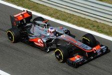 Formel 1 - Des einen Freud - des anderen Leid: McLaren: Wir sind nicht weit hinten