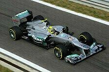 Formel 1 - Will die erste Runde �berstehen: Rosberg: Top-8 als realistisches Indien-Ziel
