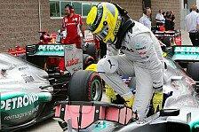 Formel 1 - Der Glaube an den Fortschritt: Rosberg: Mercedes zu Saisonende st�rker