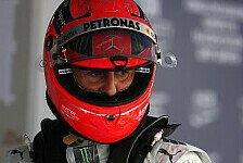 Formel 1 - Vorteil Vettel: Schumacher: Teamorder v�llig legitim