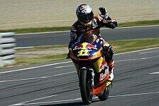Moto3 - Erstes Podest f�r Malaysia: Sepang: Sieg und WM-Titel f�r Cortese