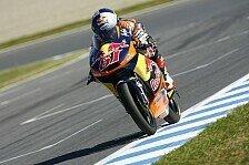 Moto3 - Kein Valencia-Fan: Arthur Sissis
