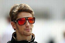 Formel 1 - Hoffe, bald etwas verk�nden zu k�nnen: Zukunft von Grosjean und Buemi ungekl�rt