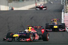 Formel 1 - Teil 4: Teamkollegen im Vergleich