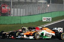 Formel 1 - Zwei Fahrer in zwei Kurven: Olafs Highlight 2012: H�lkenbergs Husarenstreich