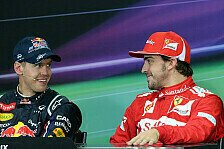 Formel 1 - Manchmal wird es dem Hype nicht gerecht: Webber und Massa zweifeln an spannendem WM-Kampf