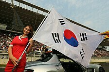 Formel 1 - Bilder: Korea GP - Girls