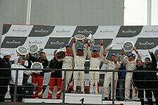 Mehr Motorsport - Dann begann das go�e Zittern: Mies: Titelsieg in der Blancpain Series