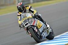 Moto2 - Freitag auf Phillip Island macht Hoffnung: L�thi auf dem Weg zum Fahrspa�