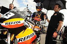 Moto2 - WM ist aufgeschoben nicht aufgehoben: Marquez verstand Sepang-Sturz nicht