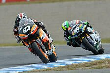 Moto2 - Marquez trotz Matchball gelassen nach Malaysia