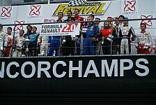 WS by Renault - Erfolg in Spa-Francorchamps: FR 2.0 NEC: Jake Dennis neuer Meister