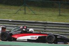 Mehr Motorsport - Elektronikprobleme mit schweren Folgen: Formel Renault 2.0: Lena Heun mit Gaststart