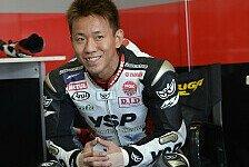 MotoGP - Testfahrer r�ckt nach: Nakasuga ersetzt Spies in Valencia