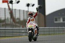 MotoGP - Eine unf�llbare L�cke: Auf Gresini wartet Rennen der Trauer