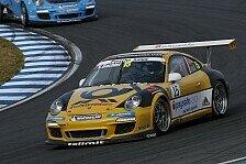 Carrera Cup - Dritter bei Rookies, Achter Gesamt: Bachler macht in Hockenheim alles klar