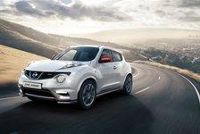 Games - Digital nachgebildete Stra�enmodelle: Video - Nissan Juke-R und Juke NISMO als Gamestars