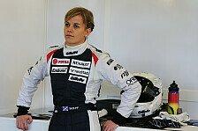Formel 1 - Viele Leute wollen, dass es passiert: Susie Wolff �ber Frauen in der Formel 1