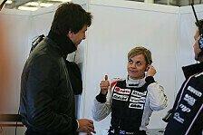 Formel 1 - Abgang stand nie zur Debatte: Susie Wolff bleibt bei Williams