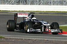 Formel 1 - Immer gute Arbeit leisten: Wolff: N�chster Schritt GP-Start