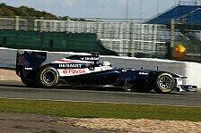 Formel 1 - Beweisen, dass ich schnell genug bin: Susie Wolff visiert Young Driver Tests an