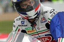 Superbike - Test auf der RSV4: Guintoli k�nnte Biaggi ersetzen