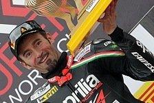 Superbike - Italiener k�nnte Position des Teammanagers �bernehmen: Max Biaggi tritt zur�ck