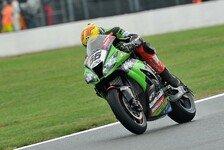 Superbike - Guintoli und Haslam gew�hnen sich ein: Sykes auch ohne Transponder Schnellster