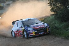 WRC - Favoritensterben in Italien: Sardinien: Hirvonen f�hrt deutlich