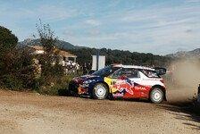 WRC - Tag fr�hzeitig beendet: Loeb: Unfall auf Er�ffnungsetappe