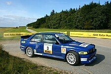 ADAC Rallye Masters - Rekord-Starterfeld beim Finale : Showdown in Ostbayern