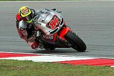 MotoGP - Ziemlich komisches Rennen: Rolfo nach Sturz entt�uscht