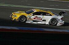 DTM - Das Rennen war eine Katastrophe: Frey und Albuquerque durch Crashs behindert