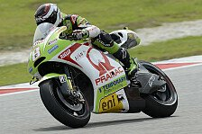 MotoGP - R�ckschlag auf Phillip Island: Barbera �berraschte Chattering