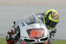 MotoGP - Sturz beim Saisonfinale: Rolfo rutschte auf Slicks weg
