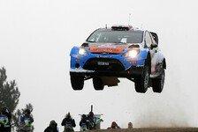 WRC - Una cerveza por favor: Haugland sieht in �stberg zuk�nftigen Weltmeister