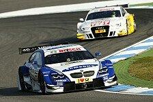 DTM - Mit voller Energie in die zweite gemeinsame Saison : Hand f�hrt BMW M3 DTM im Exide Design