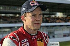 DTM - Entspannt zum dritten Hockenheim-Sieg?: Mattias Ekstr�m: Der DTM-Senior