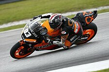 Moto2 - Ganz vorne und kontrovers: Marquez f�hrt Bestzeit im 2. Moto2-Training