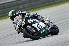 Moto2 - Marquez lauerte als Dritter: Bestzeit f�r Espargaro im Warm-Up
