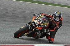 MotoGP - Viel Zeit gespart: Edwards war stolz auf seine Crew
