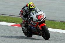 MotoGP - Drittbeste CRT-Zeit f�r den Italiener: Rolfo auf Rang 19