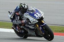 MotoGP - Respekt bei Yamaha verloren: Spies: Gl�cklich mit Entscheidung