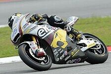 Moto2 - 3. Training: Redding setzt sich vor Espargaro