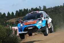 WRC - Östberg: Druck ja, Angst nein