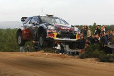 WRC - Spanien Rallye wichtig für Neuvilles Zukunft